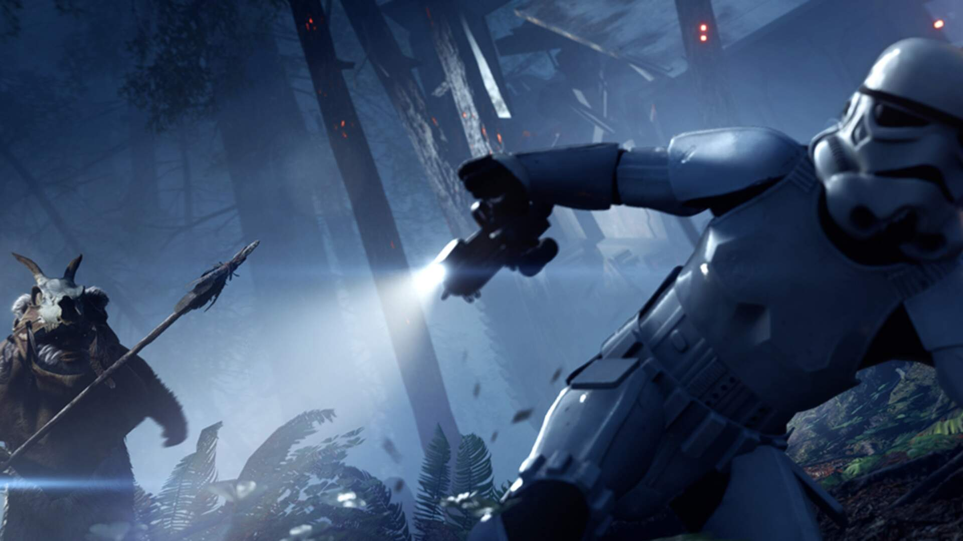 Ewok Hunt is Back in Star Wars Battlefront 2. Outlast the Murder-Bears This Weekend