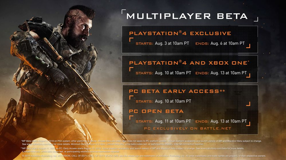 how to download call of duty black ops 4 beta pc