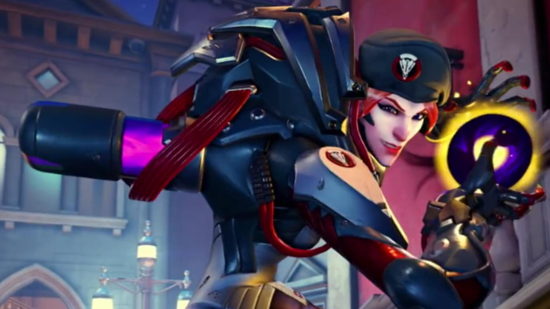 Overwatch Retribution Trailer Stars Blackwatch, Shows Off New Map and Skins