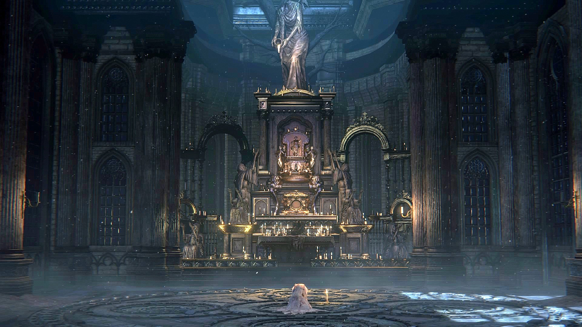 Bloodborne Cathedral Ward Guide Complete Cathedral Ward Guide How