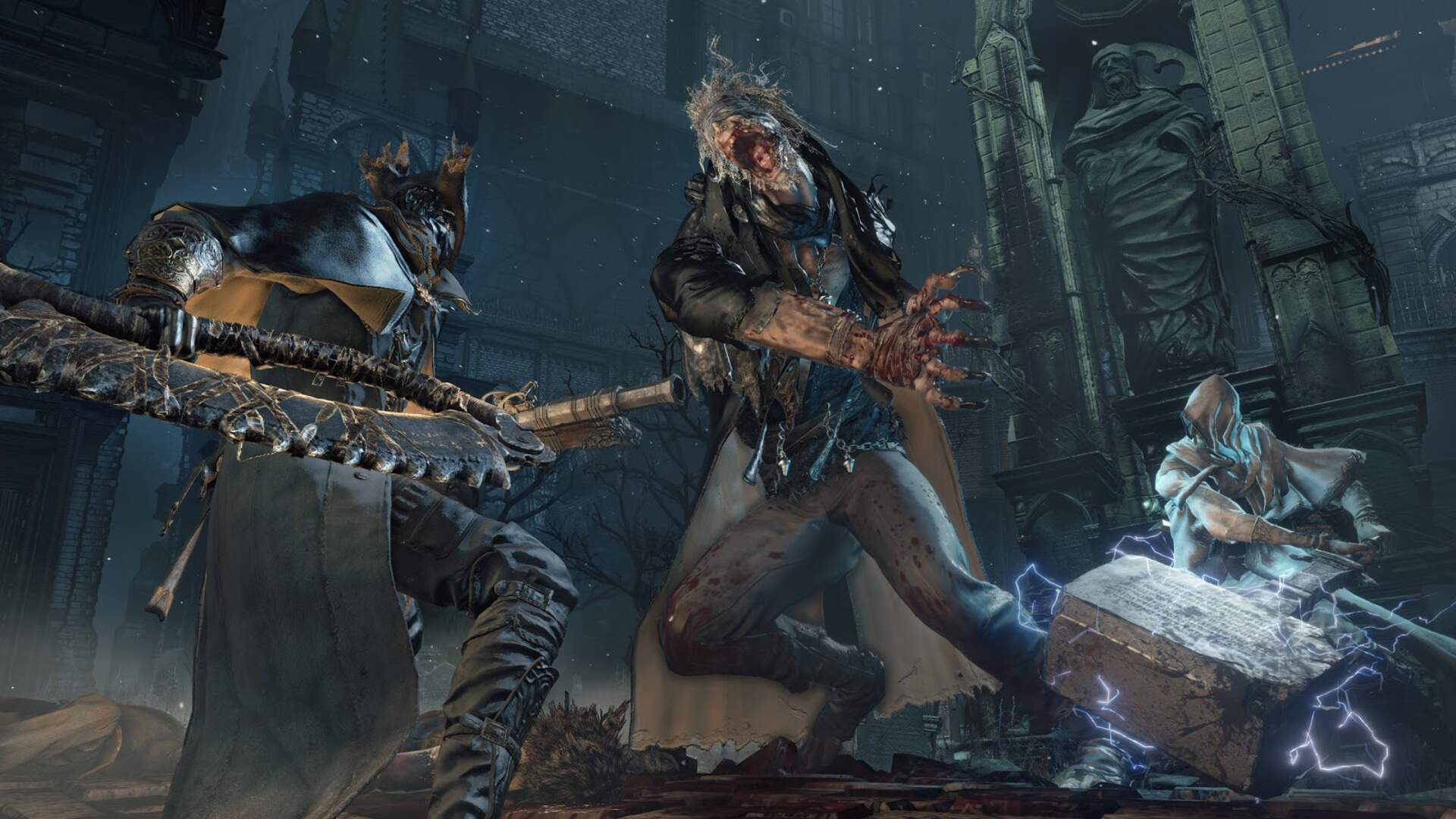 Fan Patches Bloodborne to Run at 60 FPS on Base PS4