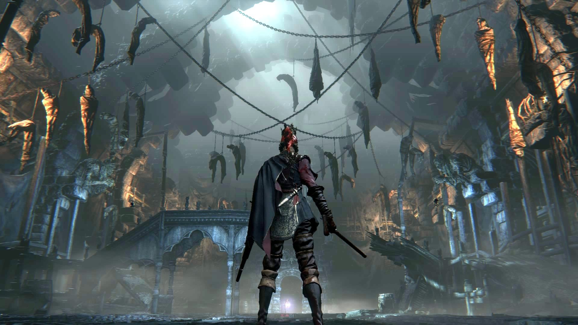 Bloodborne Witch Of Hemwick Boss Guide How To Defeat The Witch