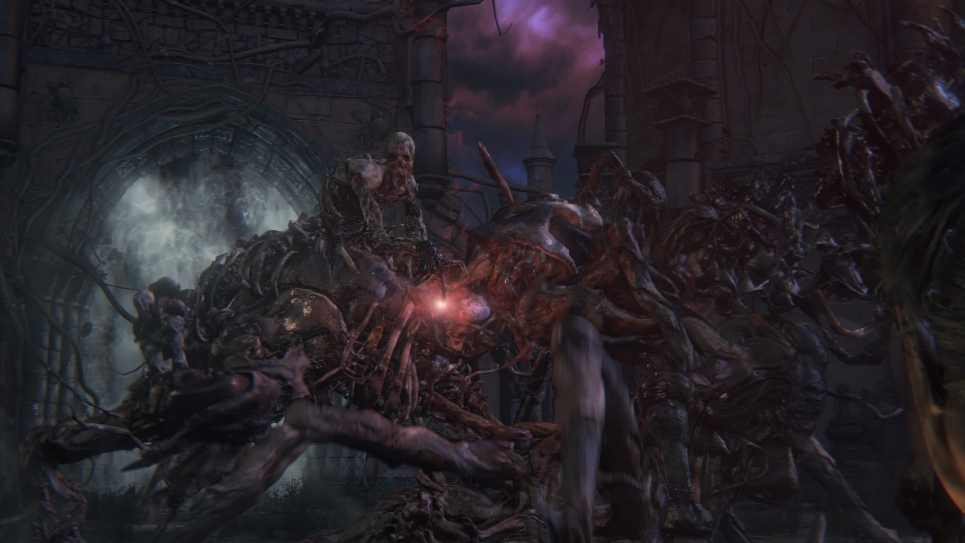 Bloodborne The One Reborn Guide Boss Guide How To Defeat