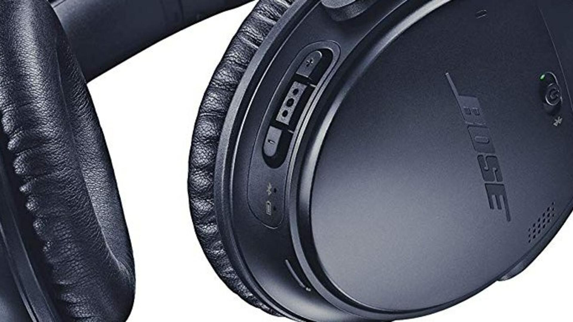 Cheapest Noise Cancelling Headphones in the Black Friday Deals - £35 Special Offer