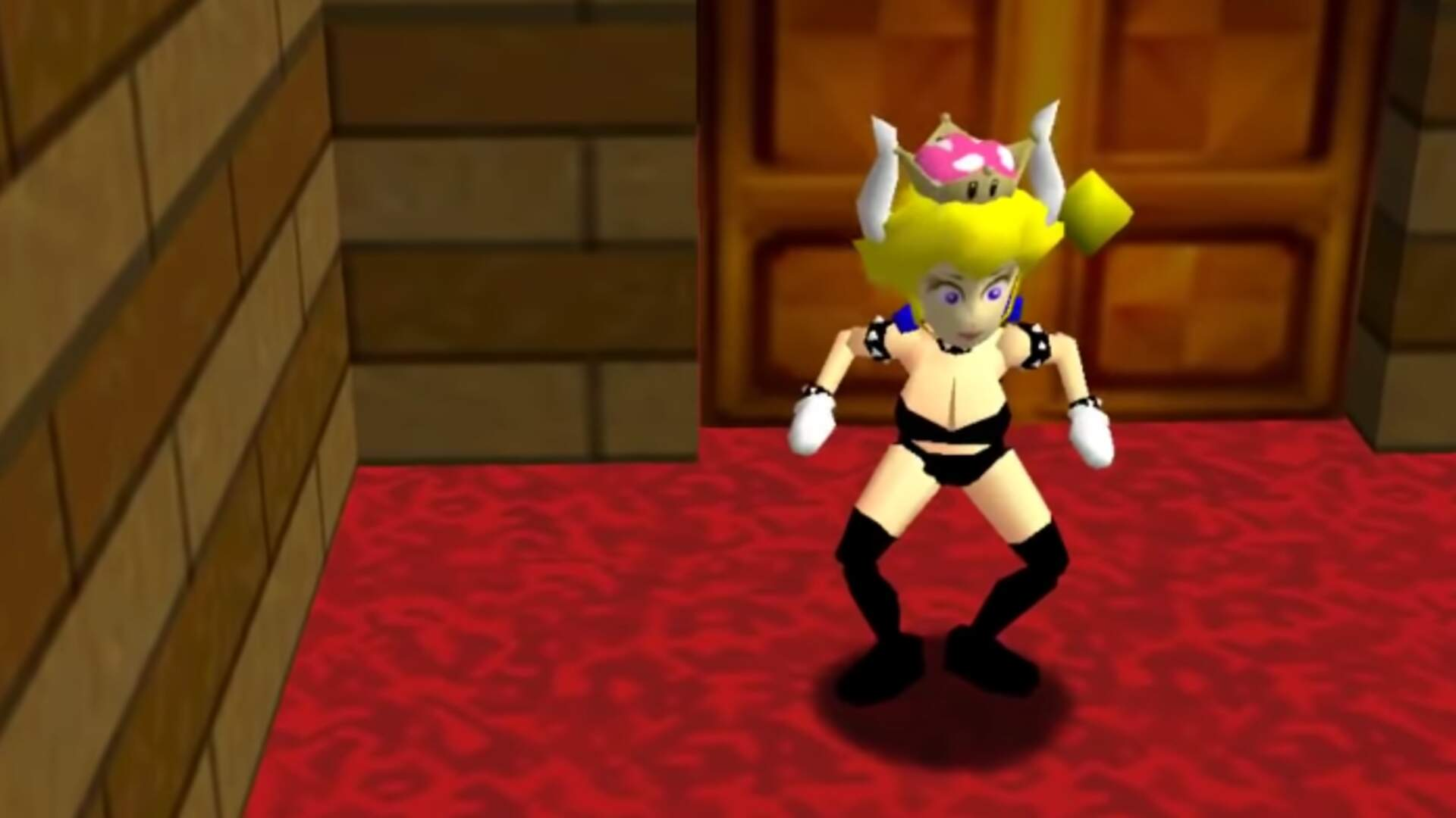 Bowsette is Now a Playable Character in a Nintendo Game