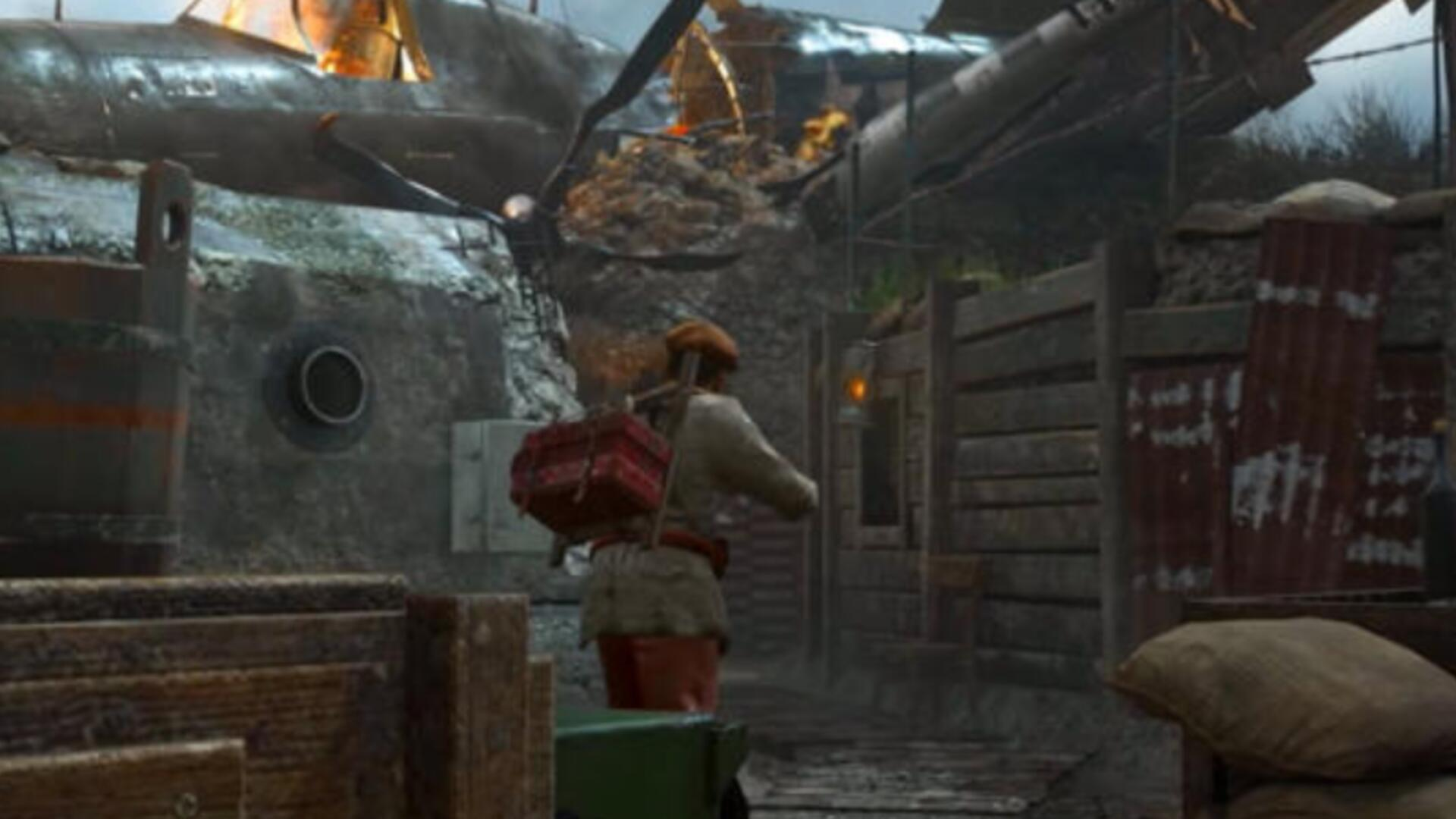 Call of Duty: WW2 Prop Hunt Is a Treasure Trove of Hilarious Gameplay Videos
