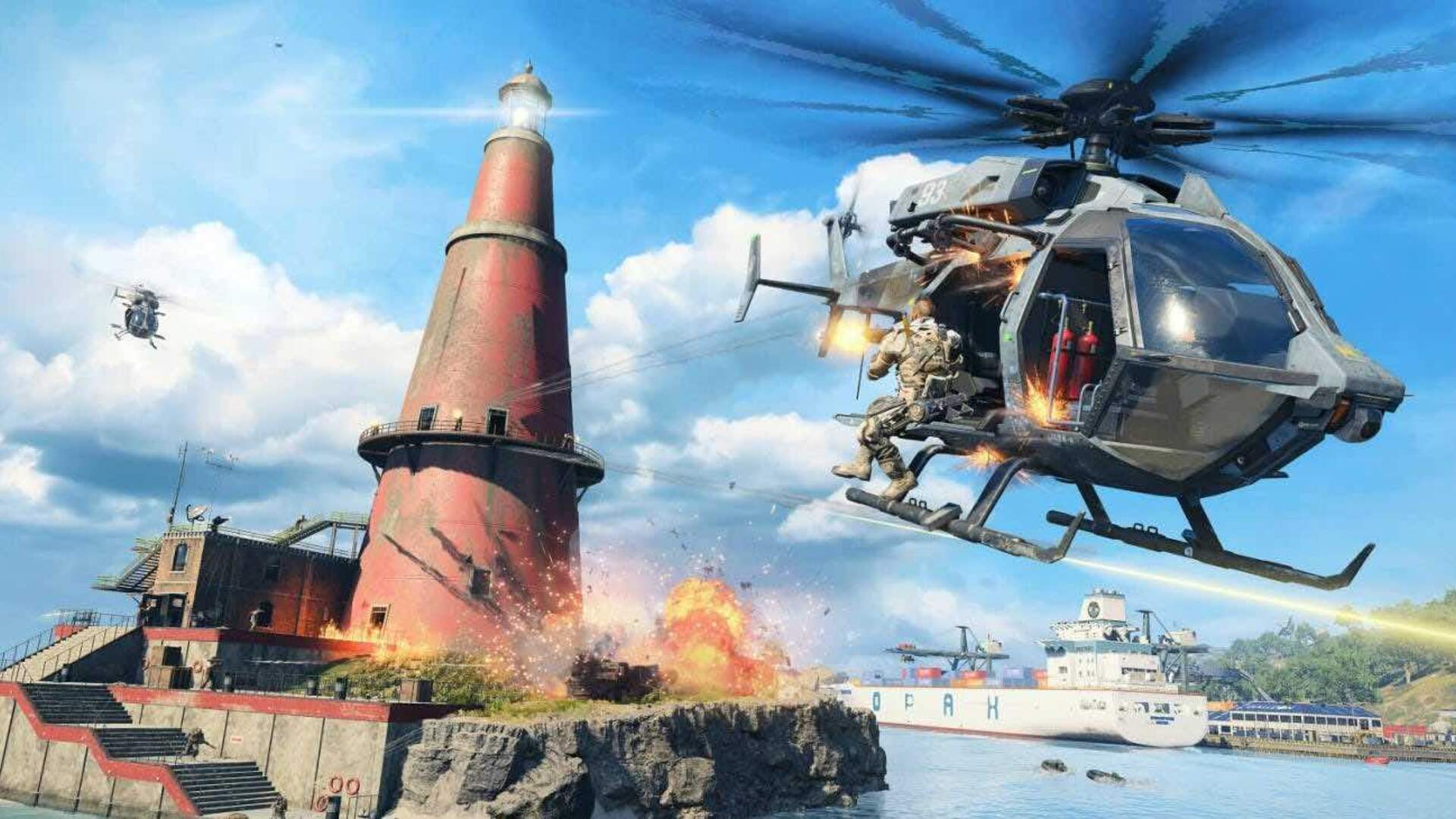 New Call of Duty Blackout Beta Patch Ups Player Count to 88