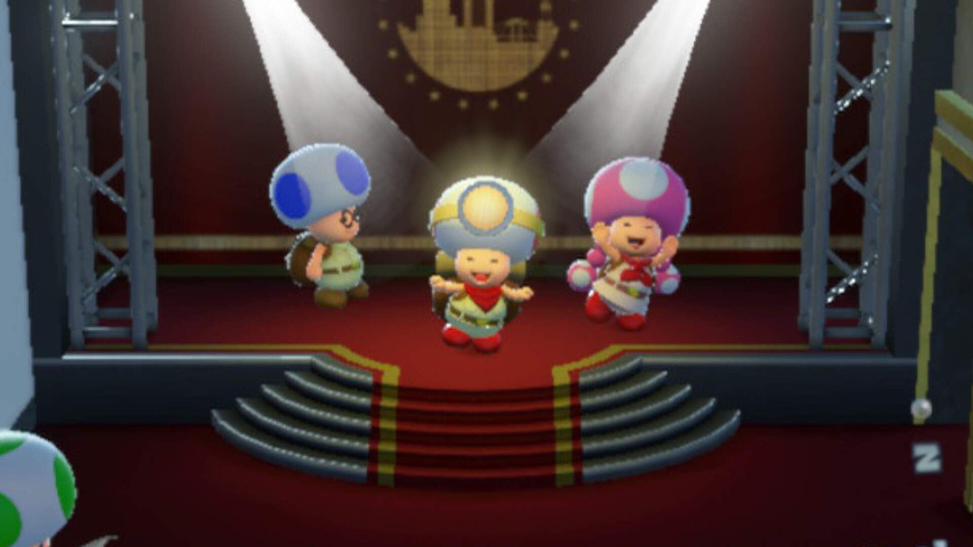 Captain Toad: Treasure Tracker on Switch's Best Level is a Return to New Donk City