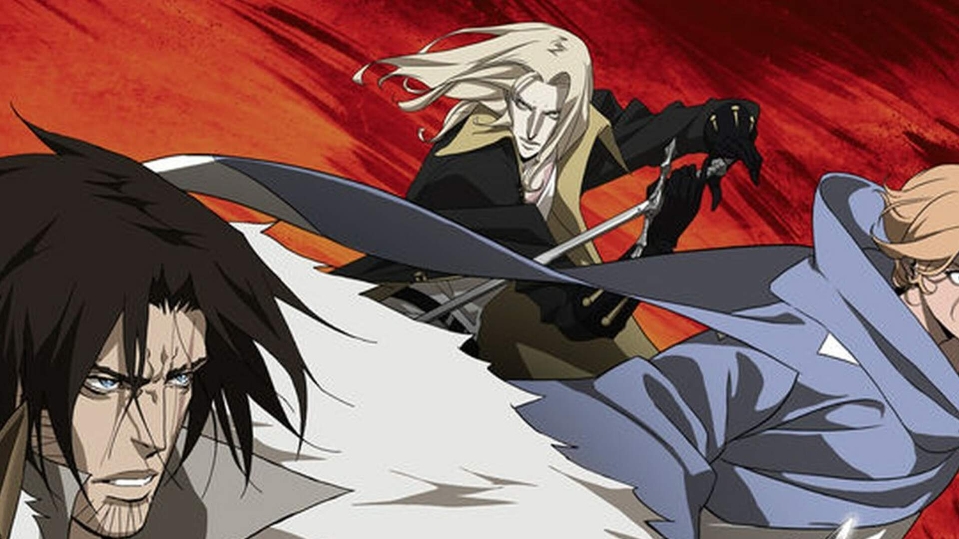 Castlevania Anime Season 2 Release Date Announced for Netflix