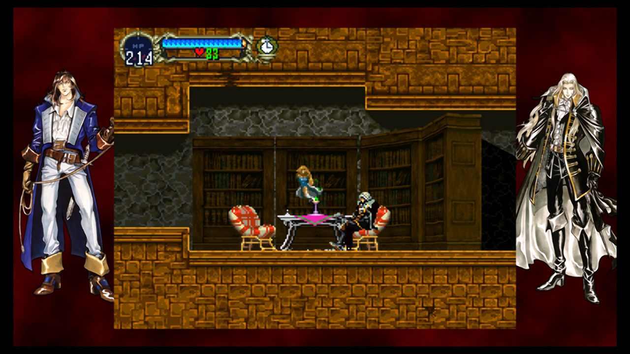 Castlevania Symphony Of The Night For Ps4 Won T Have The Original Game S Iconic Localization Usgamer