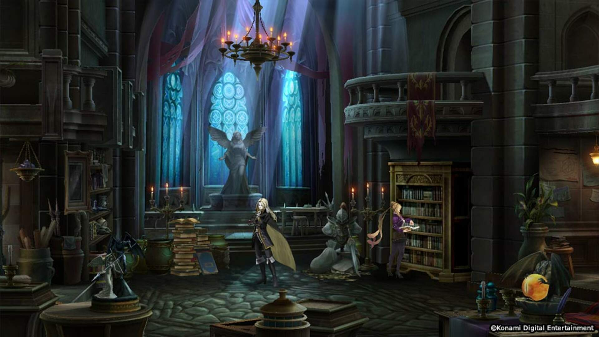 A New Co-op Castlevania Game is Coming to Mobile iOS