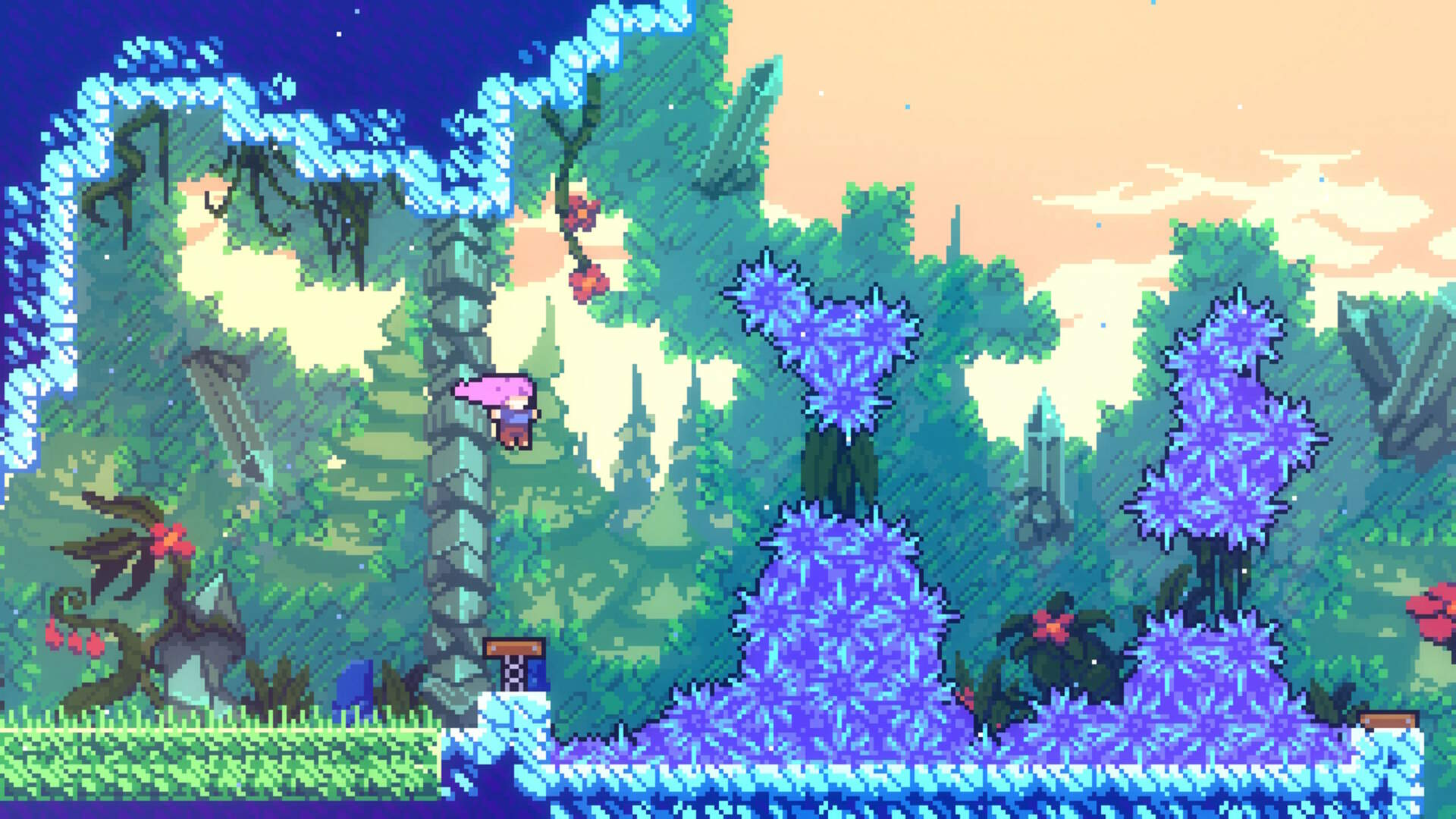 Celeste DLC Won't Be Ready in Time for Its Anniversary, but Will Be Free
