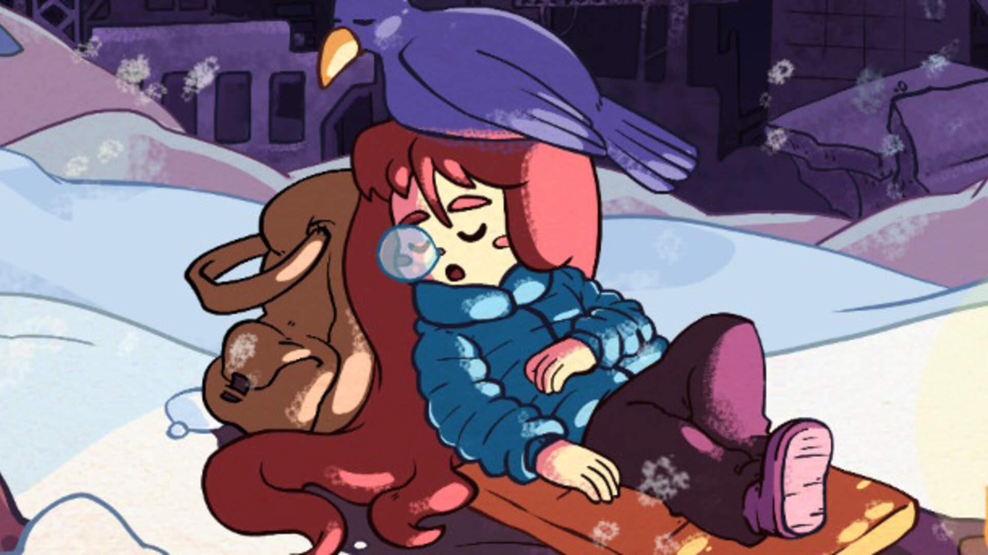 Celeste Review: Mountains May Depart