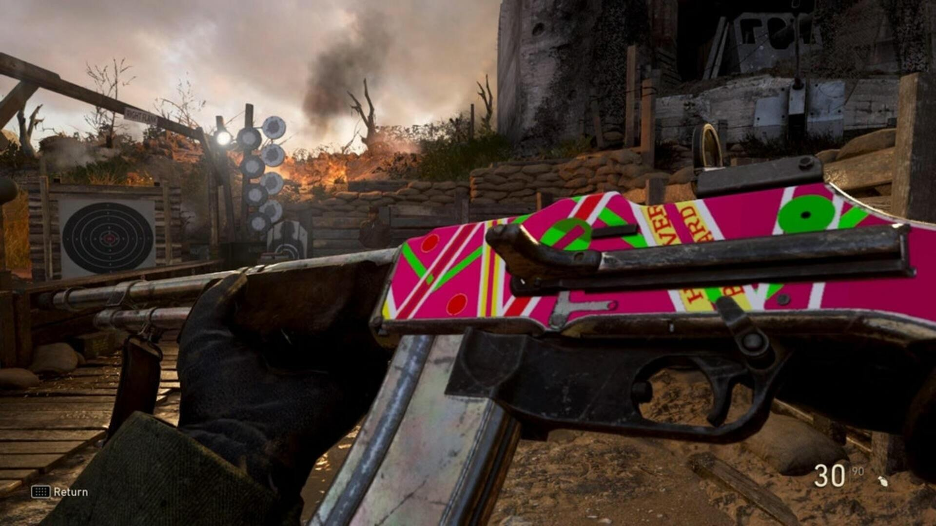 Call of Duty WW2 Update Finally Lets Players Paint Their Weapons
