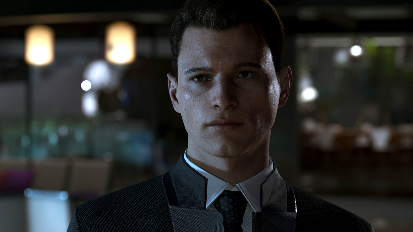 Detroit Become Human Connor Wallpaper: Detroit: Become Human Characters