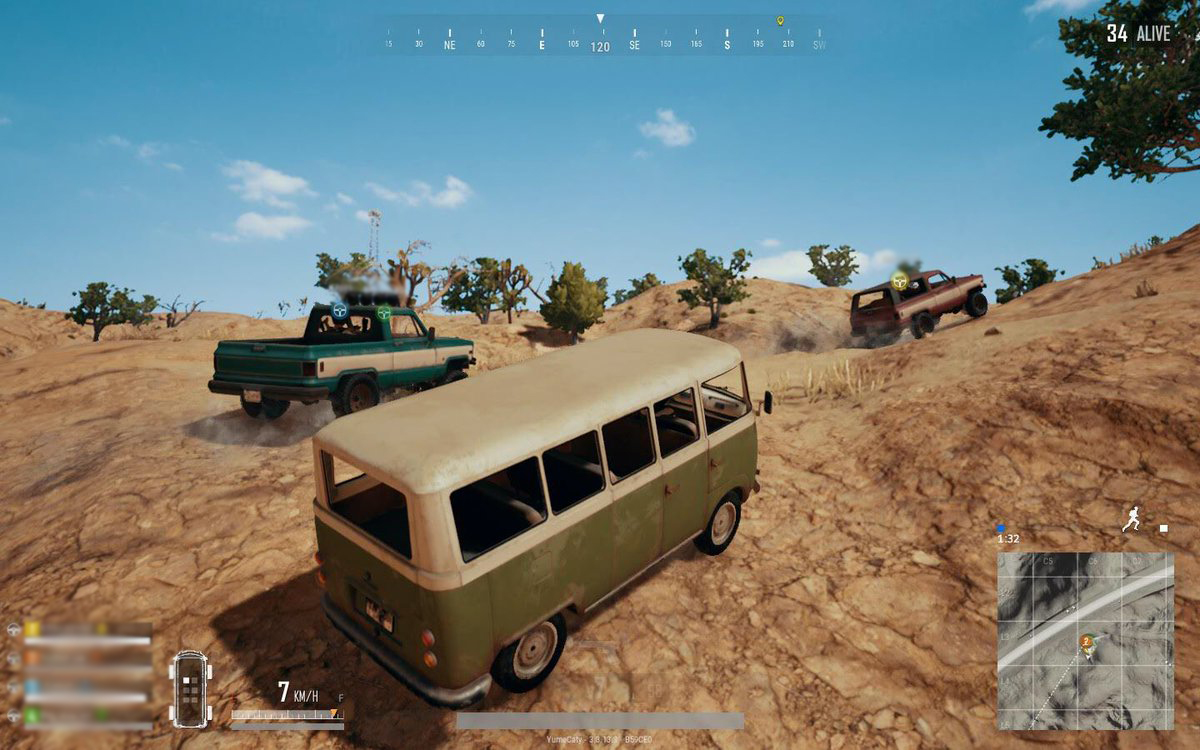 PUBG Xbox Test Servers Are Back This Weekend - Play the
