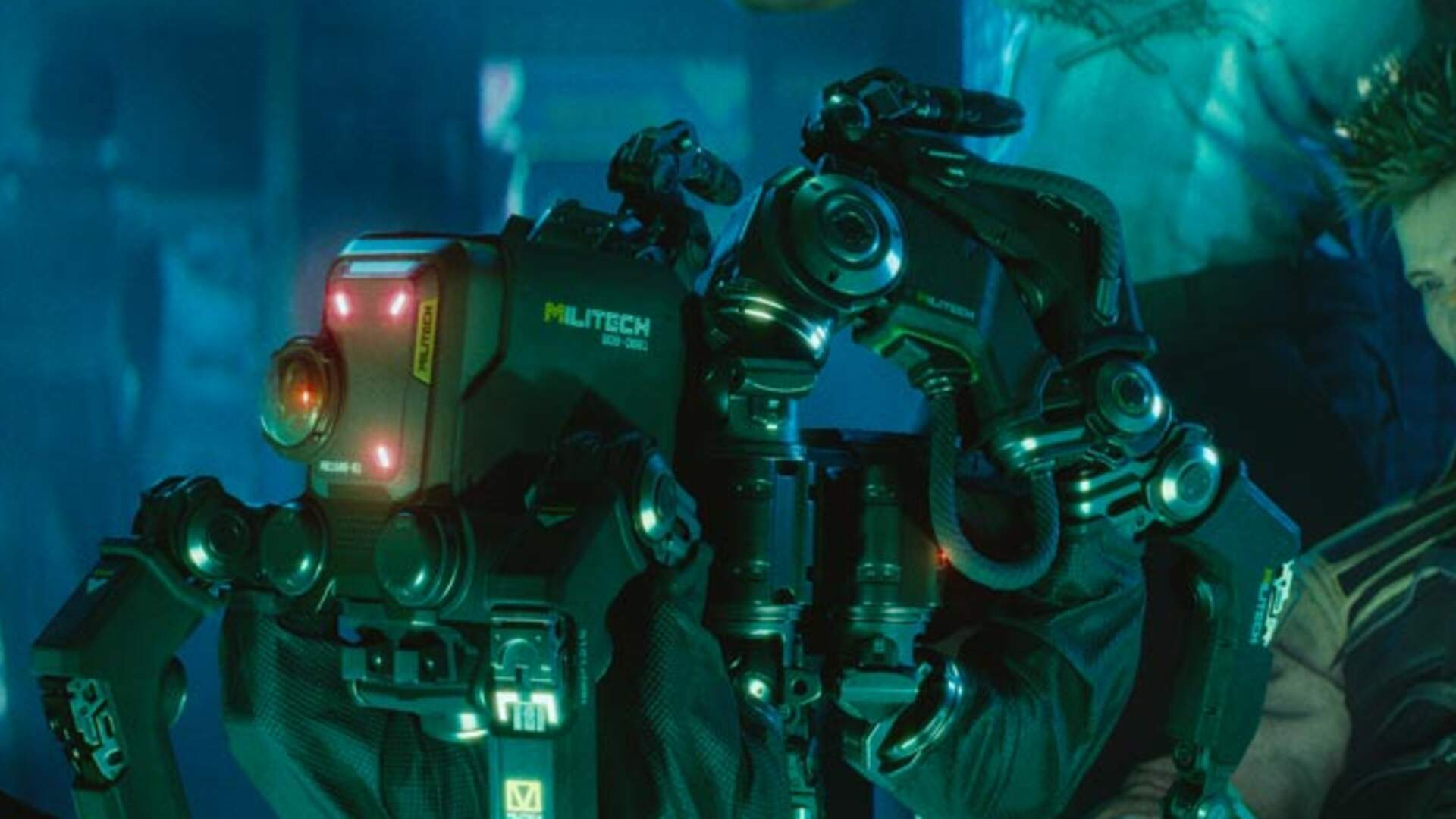 Cyberpunk 2077 Character Creation and Classes | USgamer