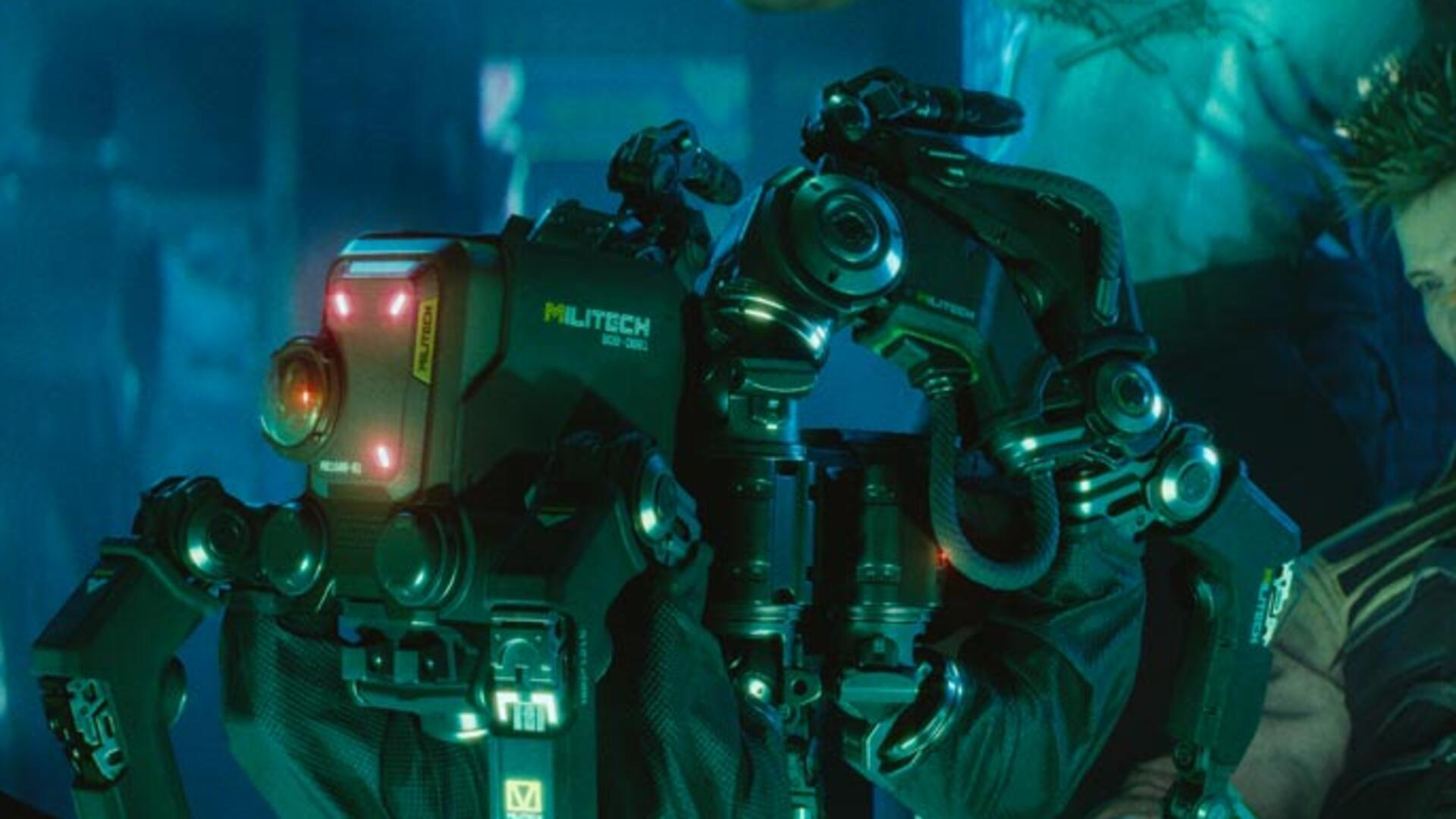 Cyberpunk 2077 Character Creation and Classes   USgamer