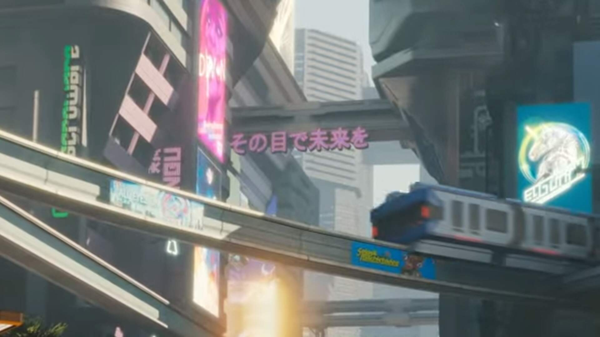 Cyberpunk 2077 is Single-Player, but Multiplayer is in R&D