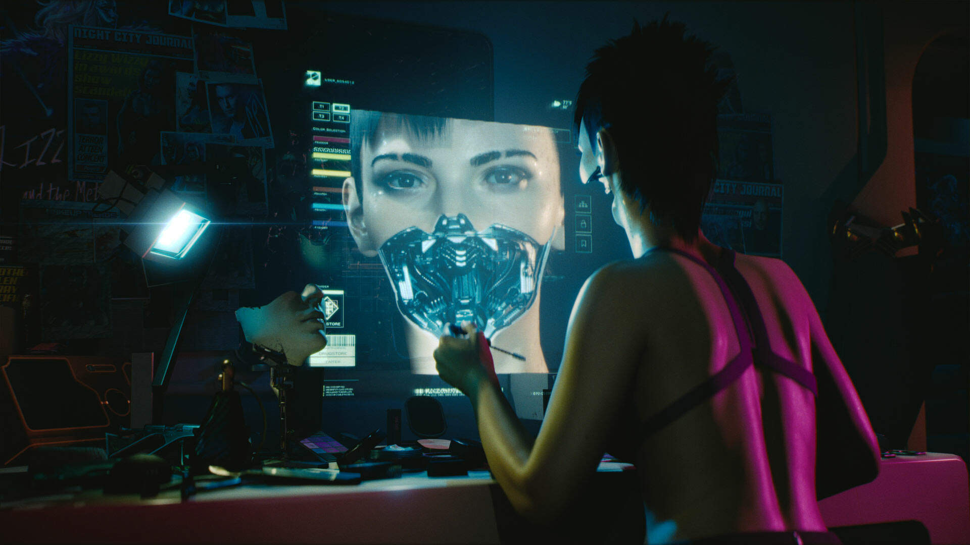 Cyberpunk 2077 Rated M With Emphasis on Gore and Sexual Content