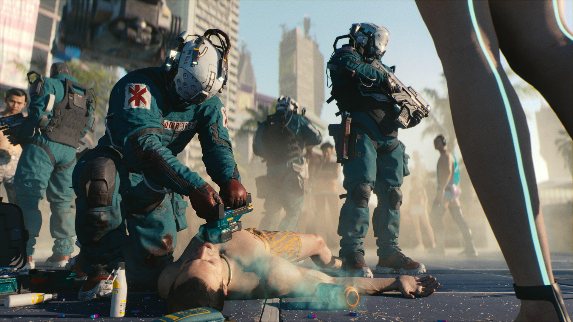 CD Projekt Reconfirms Another Game Besides Cyberpunk 2077 Releasing by 2021