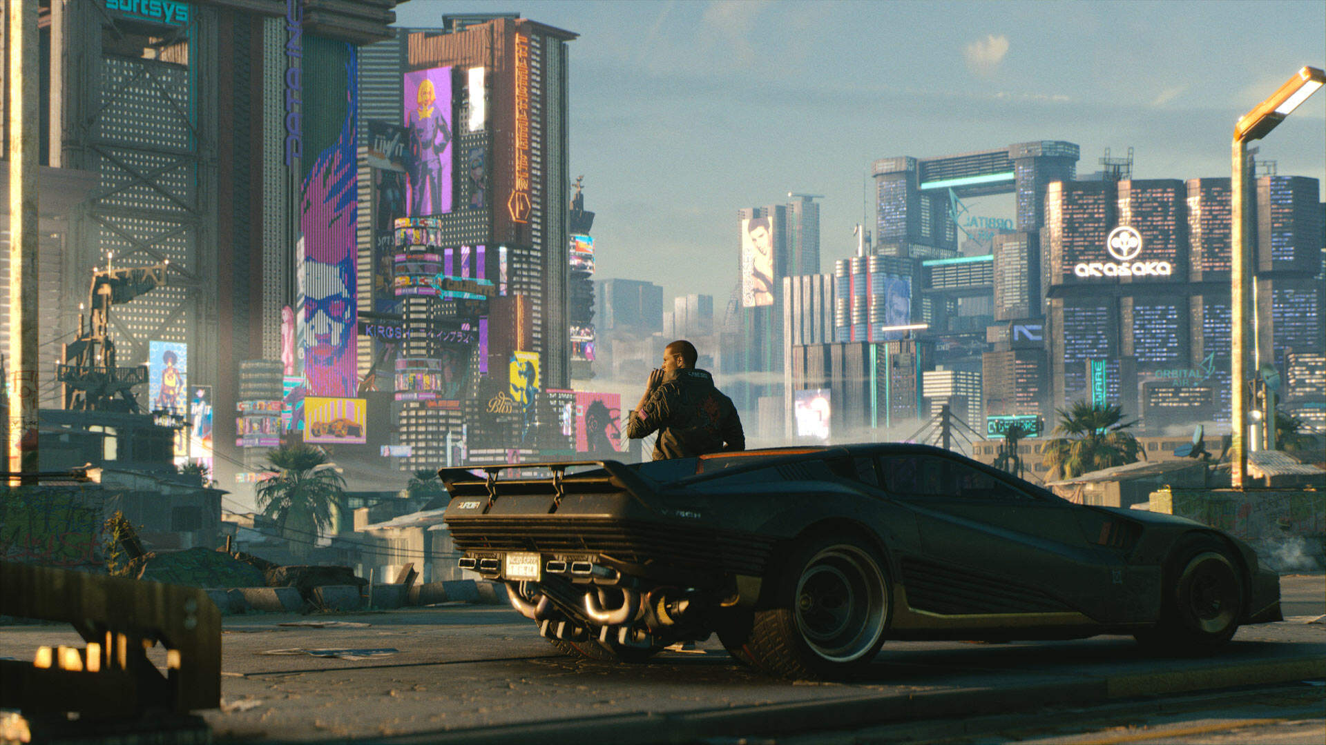Cyberpunk 2077 Will Also Launch on GeForce Now, Nvidia's Stadia Competitor