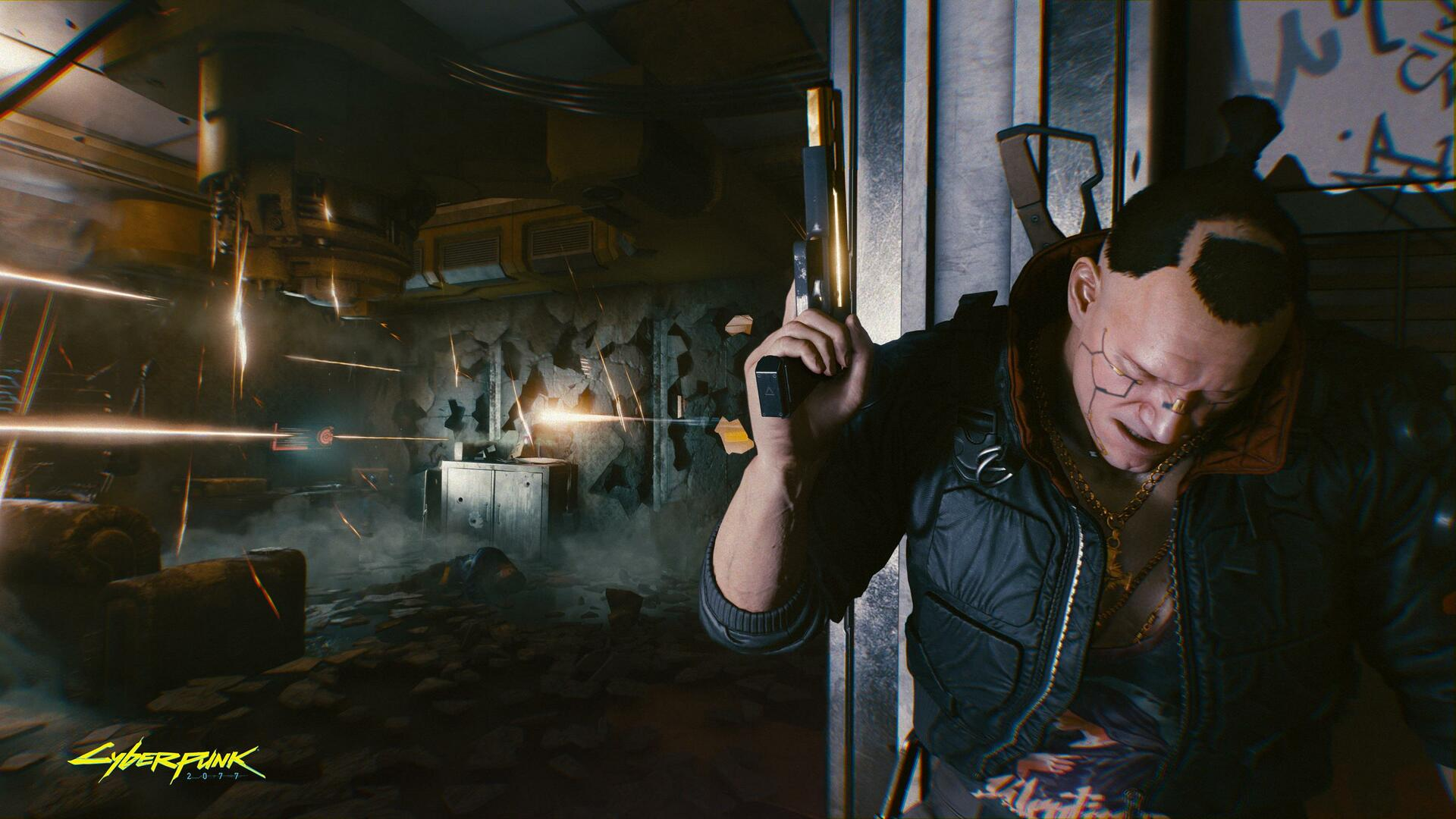 Cyberpunk 2077's Shooting Designed by Ex-Counter-Strike Pro, More Info and Reveals from Gamescom