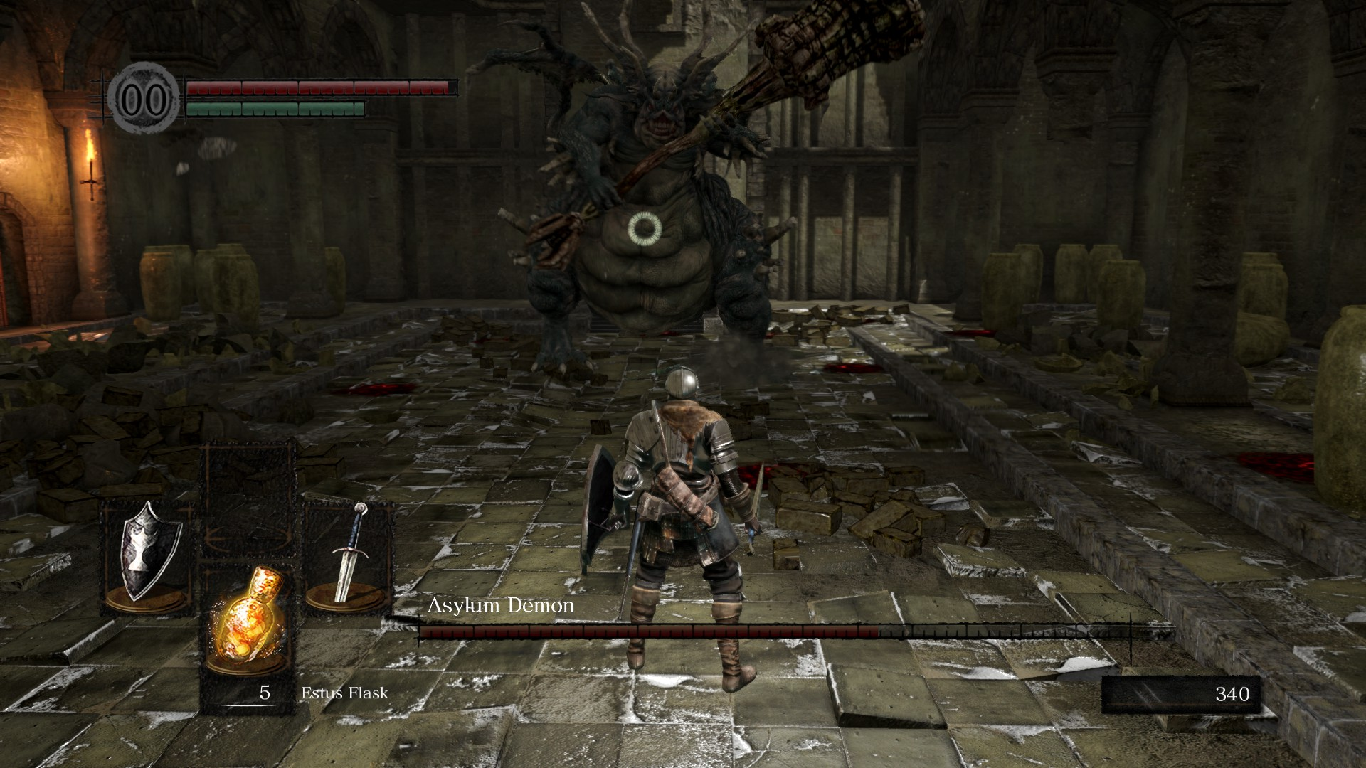Dark Souls Parry Guide - How to Parry in Dark Souls