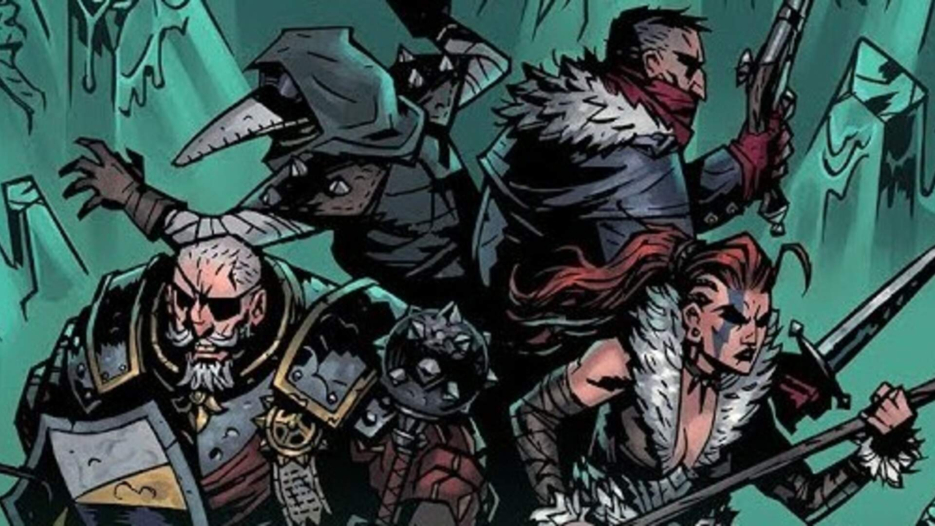 Darkest Dungeon: Color of Madness DLC is Out Now for PC