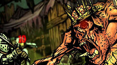 USgamer Lunch Hour Stream: Kat versus The Swine King in Darkest Dungeon