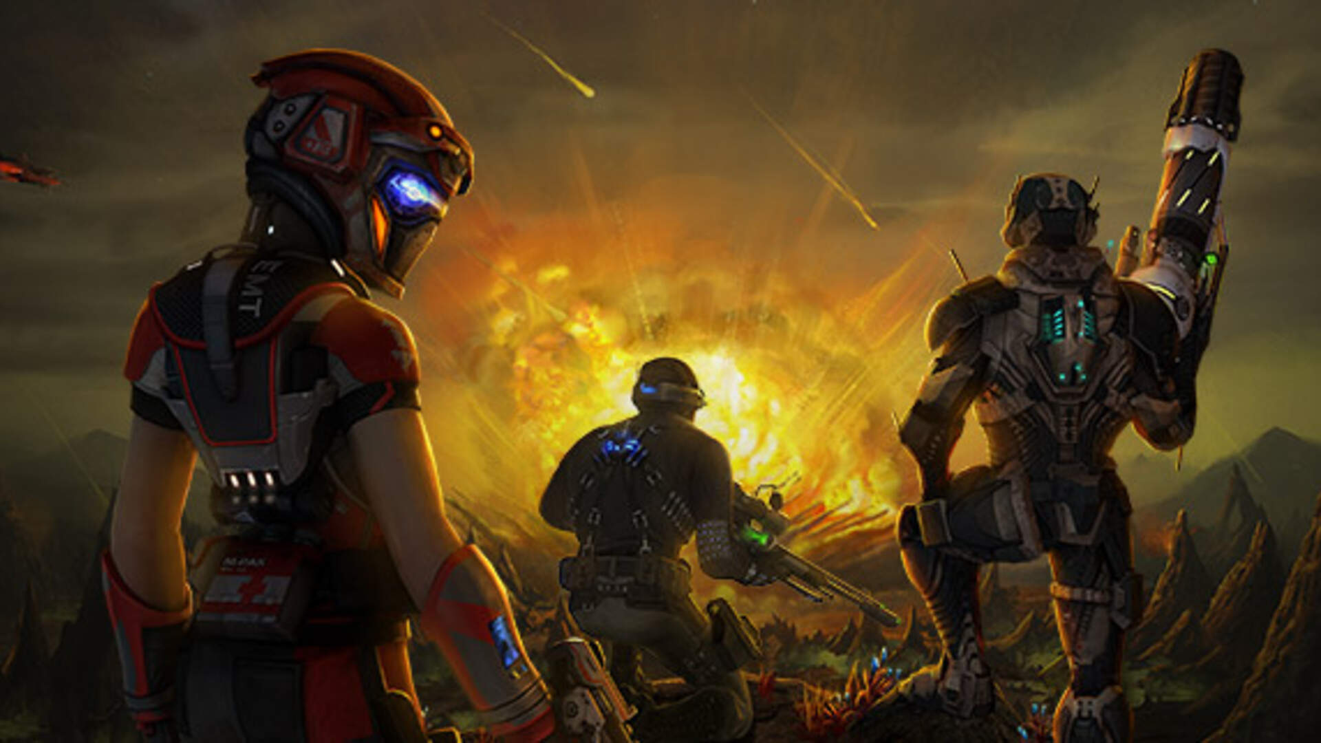 Defiance 2050: Rebooted Open-World F2P Sci-Fi Shooter is Now Available on PC, PS4 and Xbox One