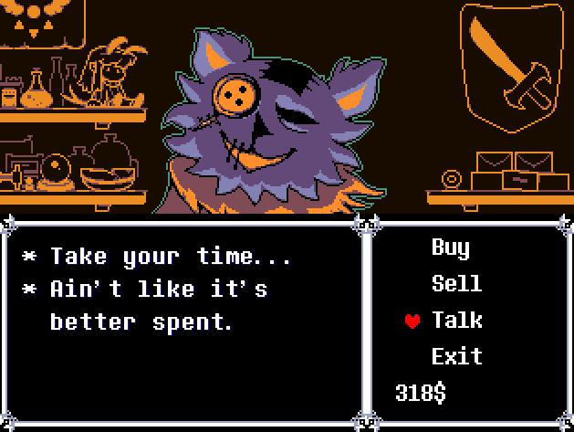 Delta Rune, Like Undertale, Urges You to Show Mercy to Your