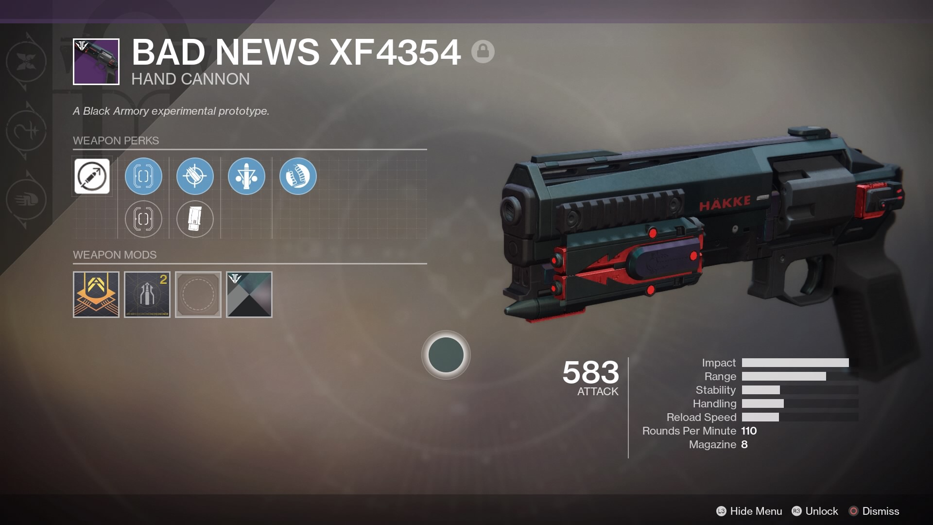 Destiny 2 Black Armory Exotic Weapons Season Of The Forge Exotic