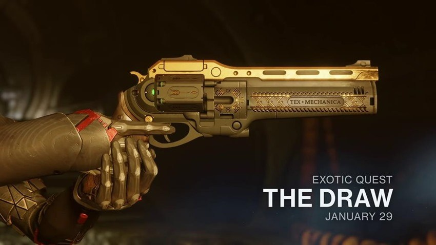 Destiny 2 Black Armory Exotic Weapons - All Season of the
