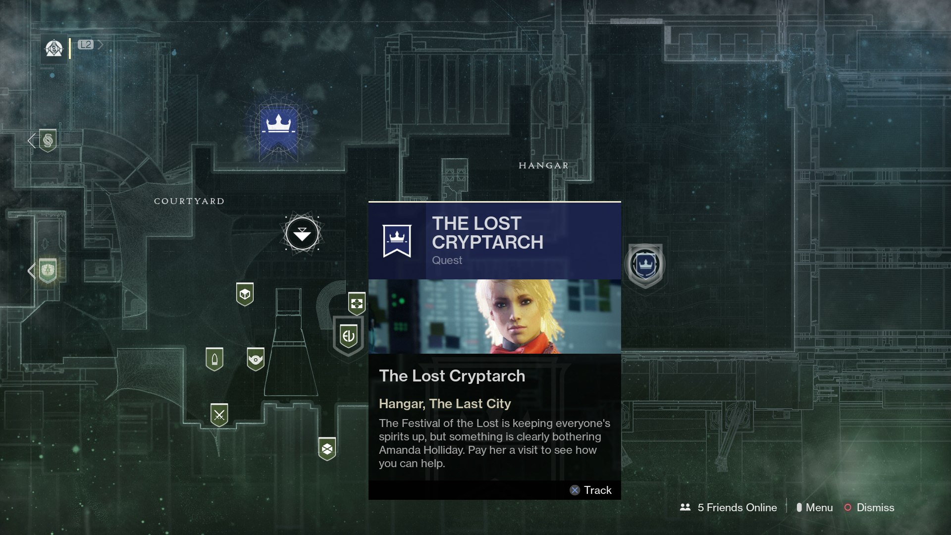 Destiny 2 Lost Cryptarch Guide - How to Get the Thunderlord