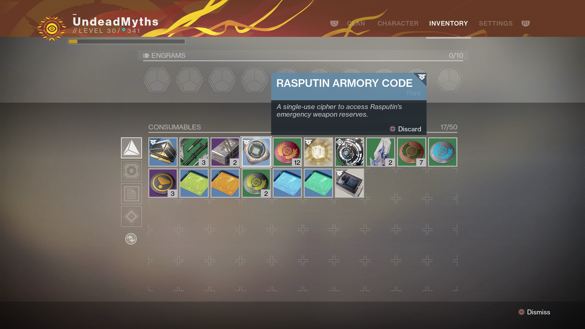Destiny 2 Rasputin Armory Codes - How to Find and Use