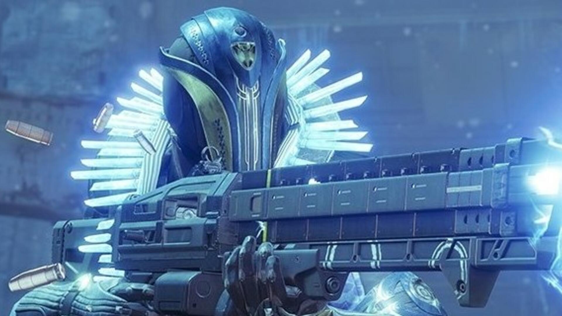 Leaked Destiny 2: Black Armory Cutscene Reveals Huge Spoiler