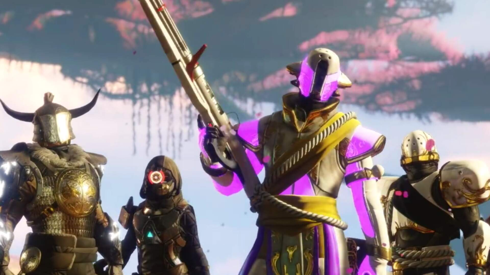Destiny 2 Patch 1.2.3 Finally Brings Bounties and 6v6 PvP Back to the Series