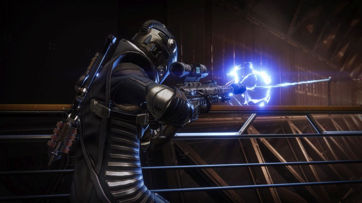 Destiny 2 Golden Age Vault - How to Unlock the Golden Age