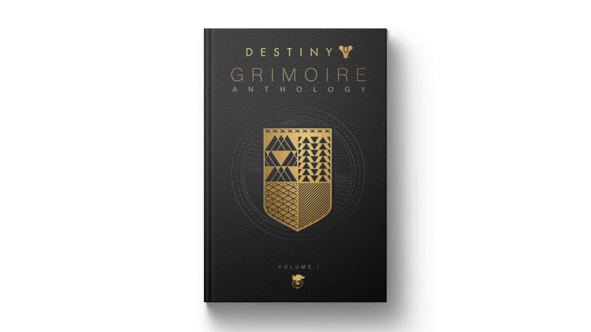 Destiny Grimoire Anthology Collects Lore in Convenient, Non-Online, Book Form