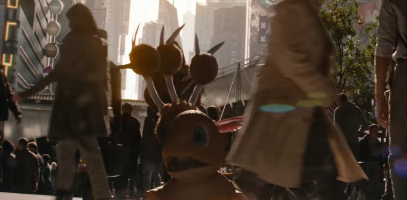 All The Pokemon In The Detective Pikachu Trailer From Greninja To