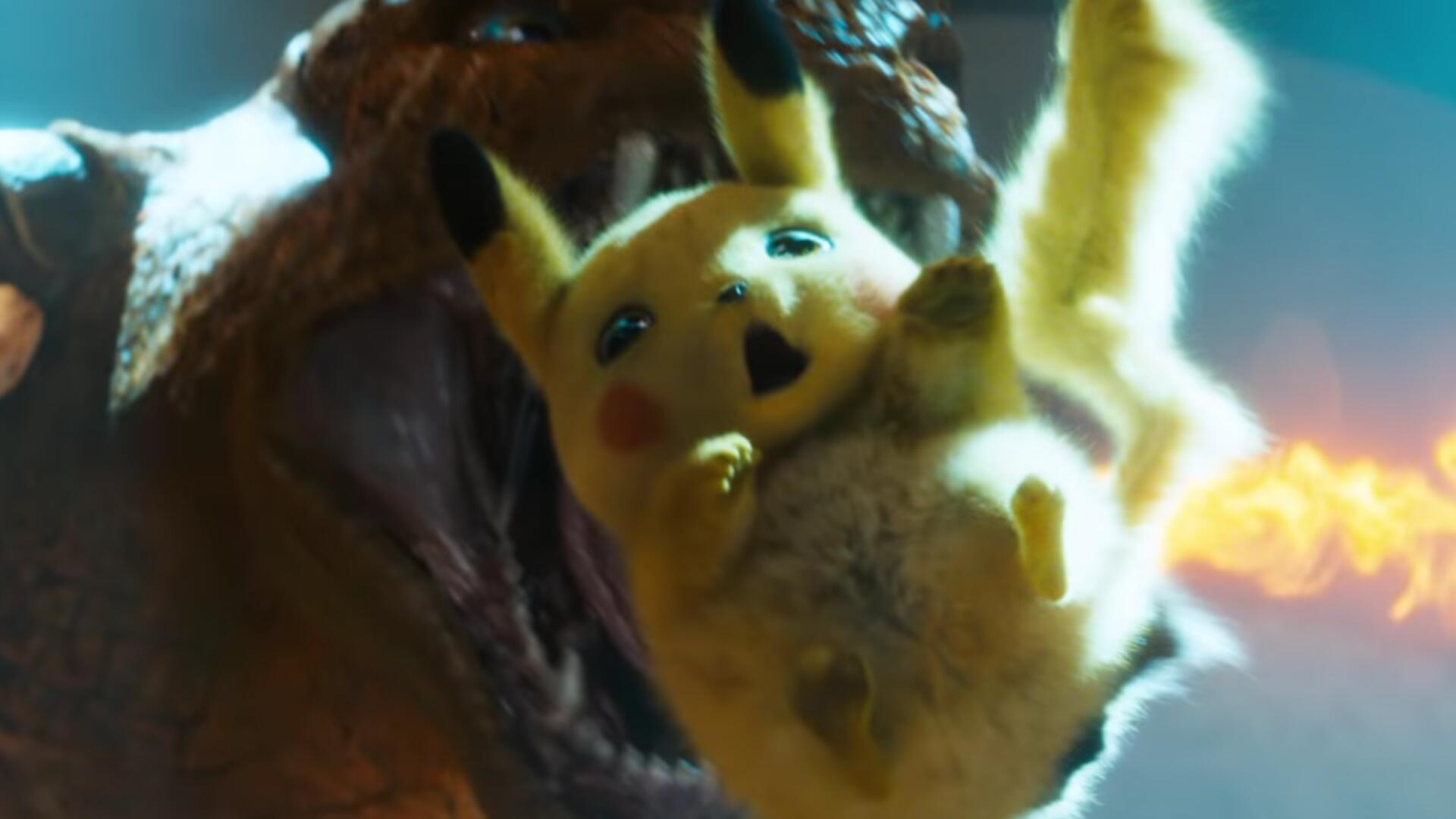The Detective Pikachu Movie is Getting a Sweet Graphic Novel Adaptation
