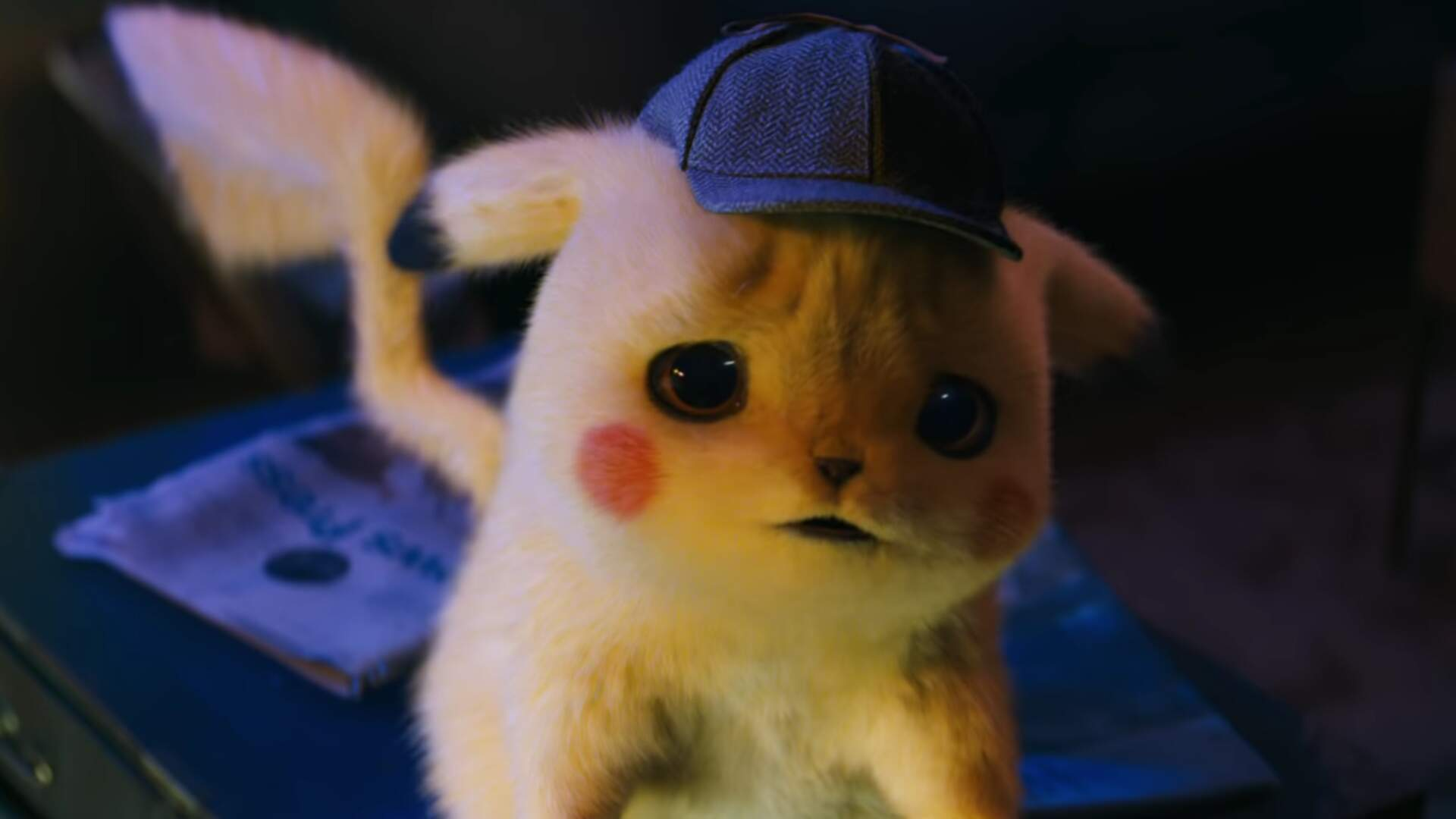 Detective Pikachu Actually Tested Danny DeVito for the Role, and It Was Apparently Very Funny