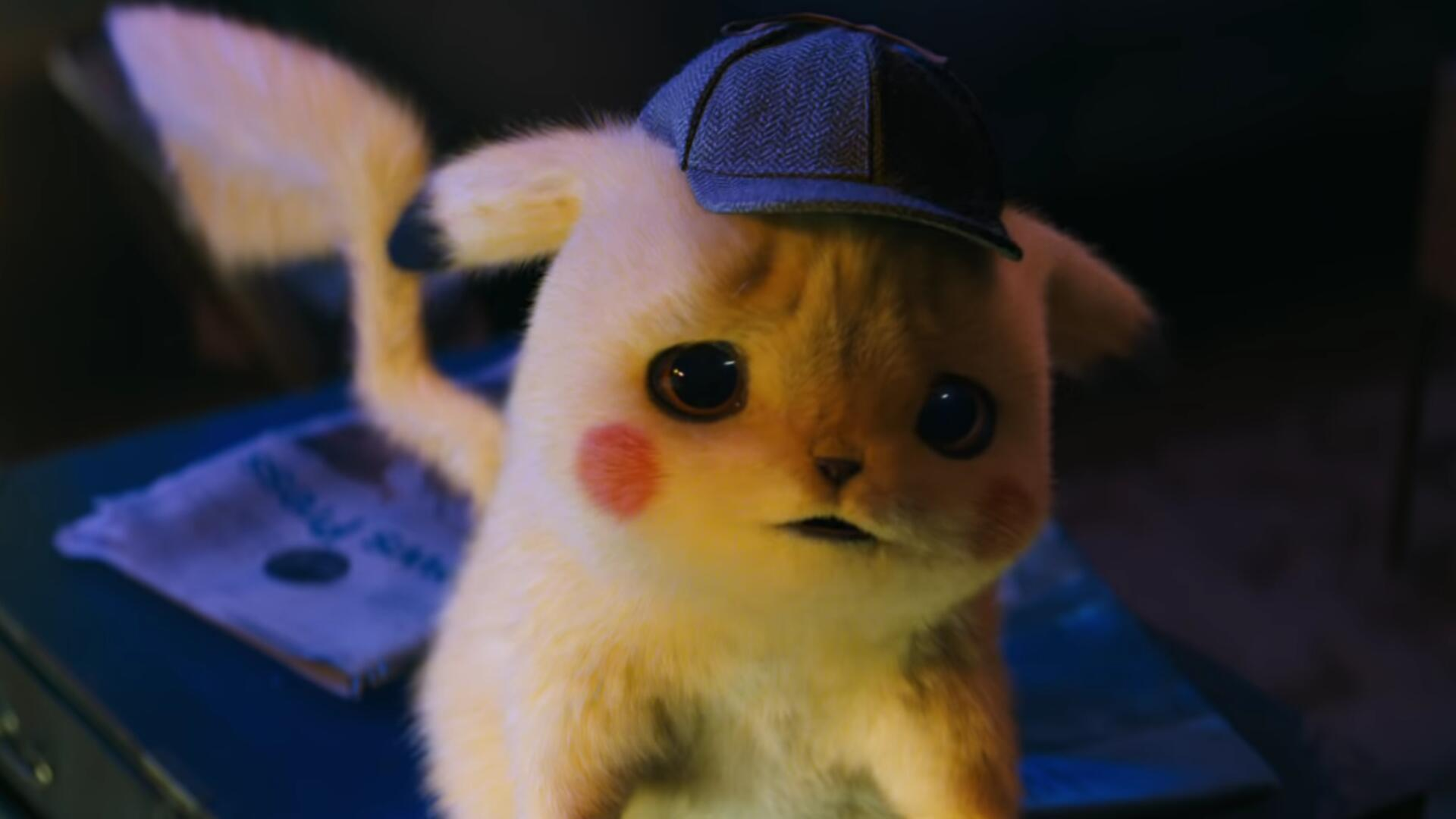 Kids Get a Thundershock When Detective Pikachu Showing Accidentally Replaced With Horror Movie