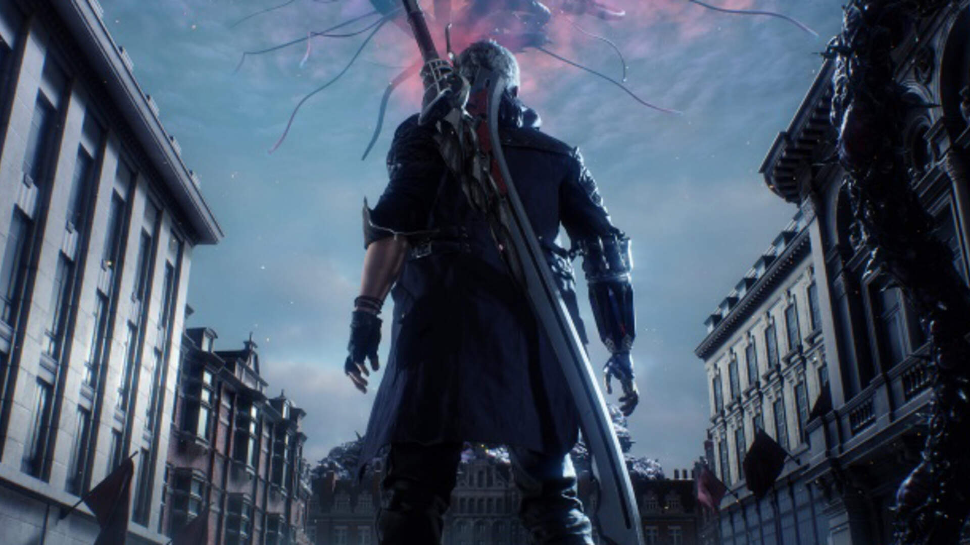 New Devil May Cry 5 Demo Coming to Xbox One and PS4 Next Month