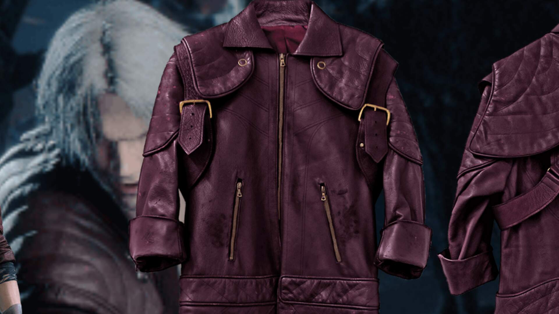 $8,000 Devil May Cry 5 Ultra Limited Edition Includes Replica of Dante's Leather Jacket