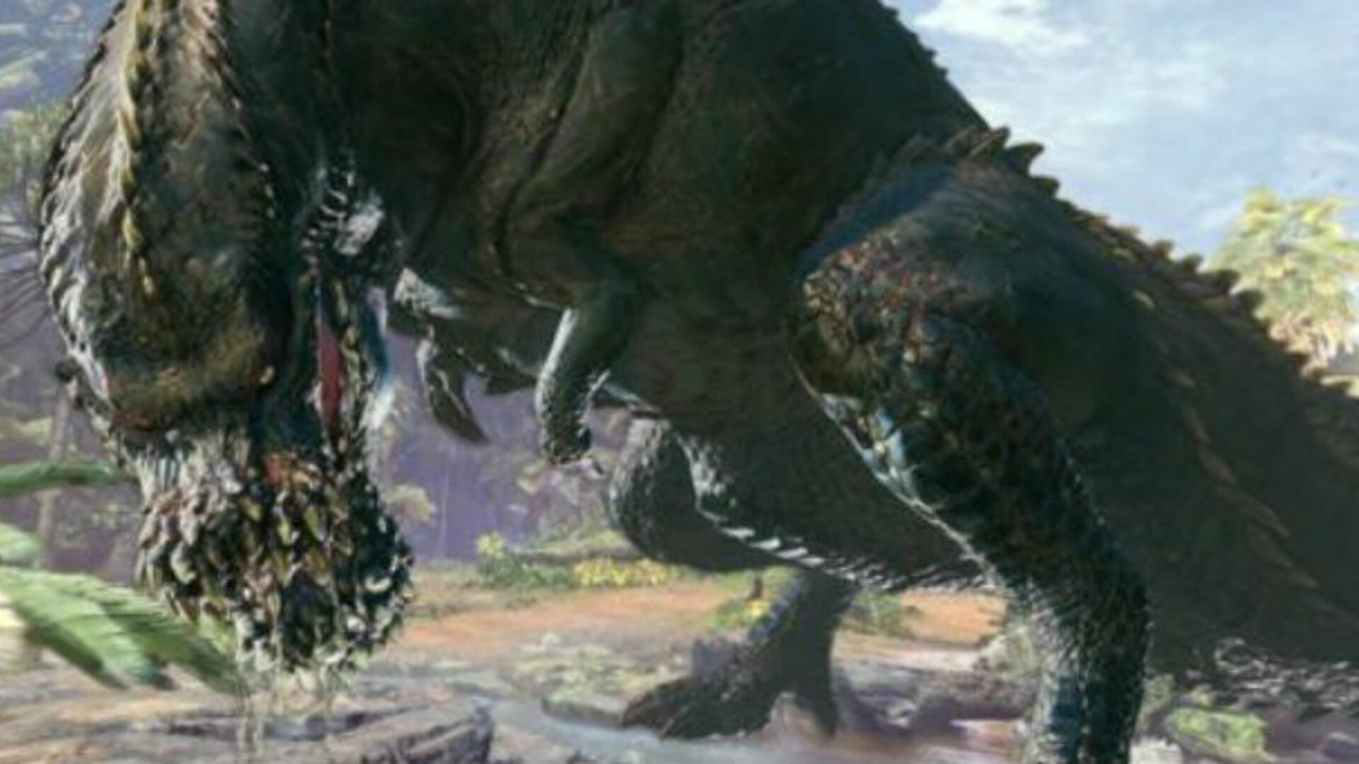 Monster Hunter Movie Set Pictures Show Tanks, But Not Monsters, Sadly