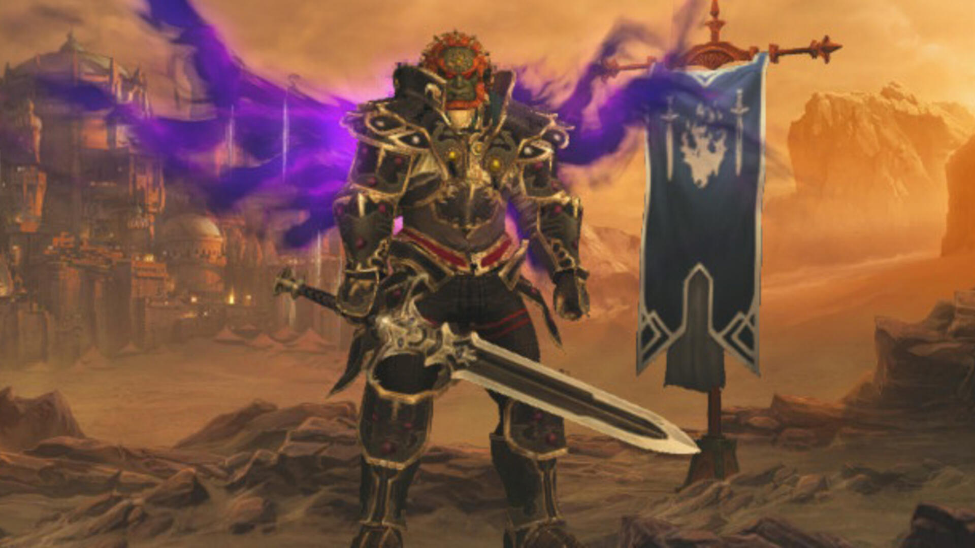 Diablo 3 is Coming to Switch This Fall, and You Can Play as