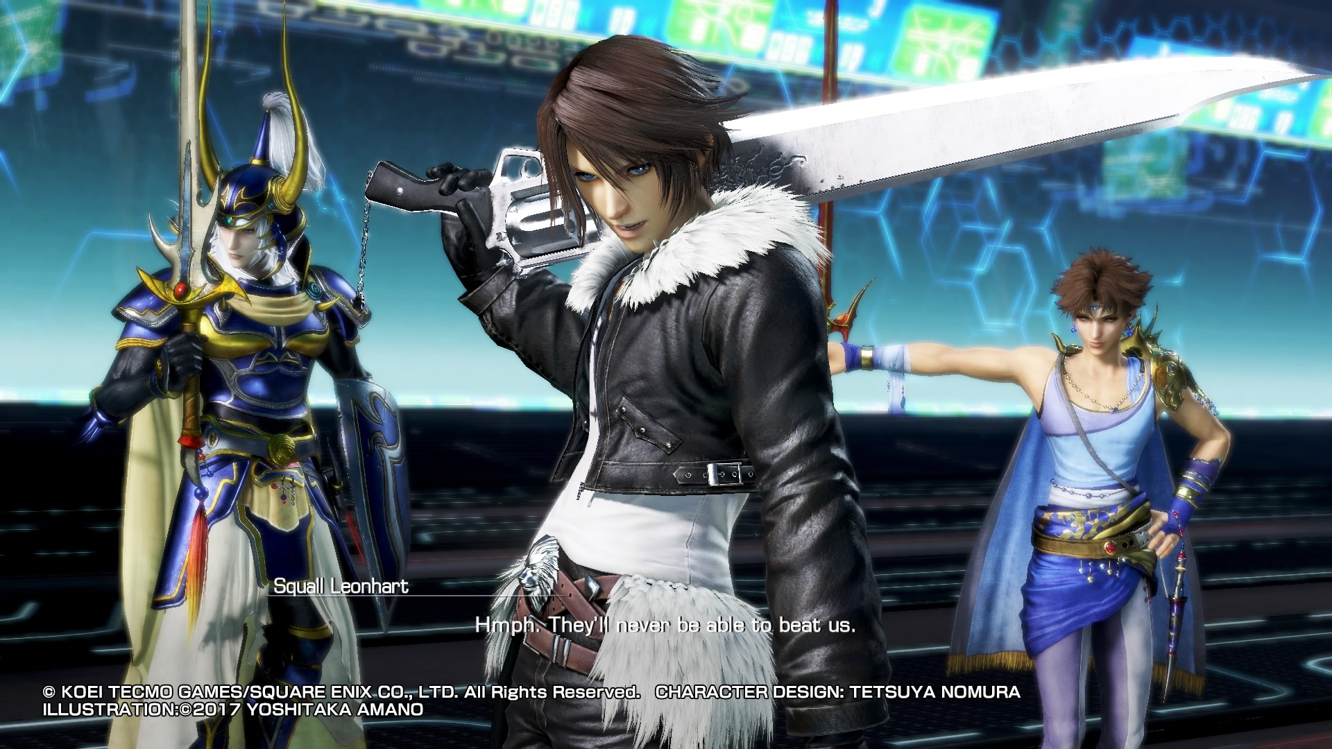 """Dissidia Final Fantasy NT Is Lacking In The """"Dissidia"""