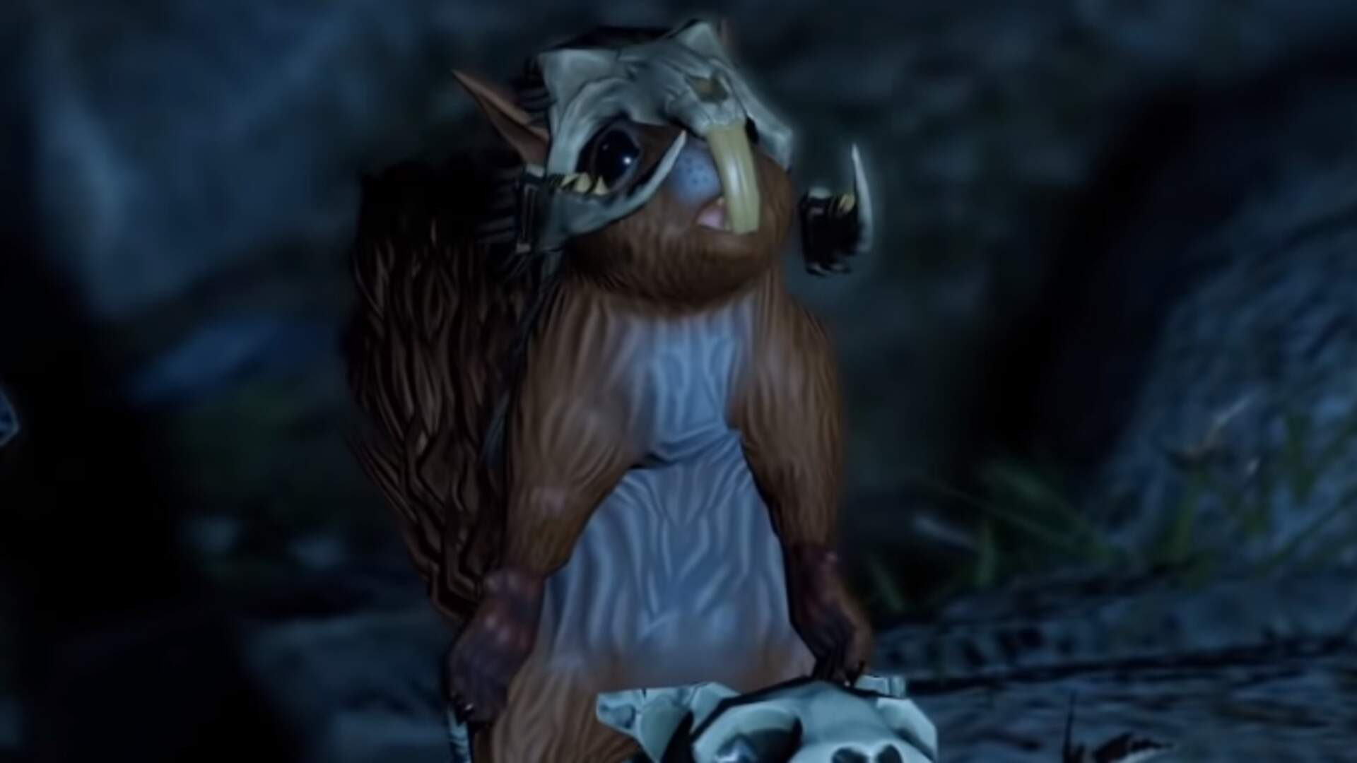 What Is This Insane Company How Larian Created The Squirrel Knight For Divinity Original Sin 2 Usgamer
